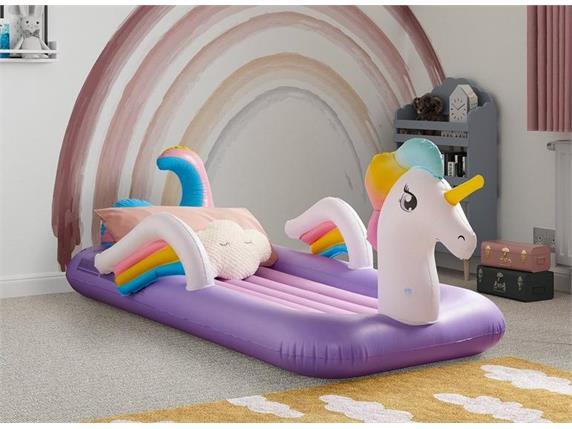Bestway Kids Unicorn Air Bed