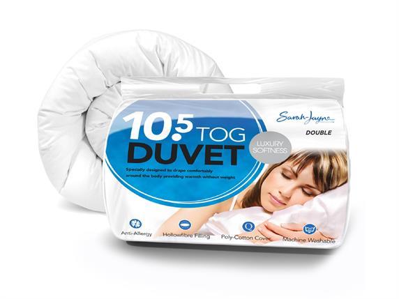 Sarah Jayne 10.5 Tog Duvet