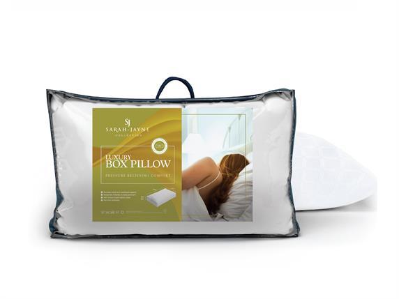 Sarah Jayne Luxury Box Pillow