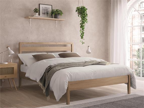 Ronney Wooden Bedframe