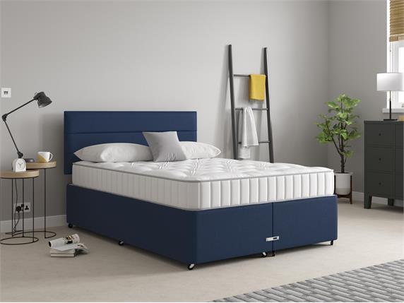 Sleep and Snooze Blue Divan Base