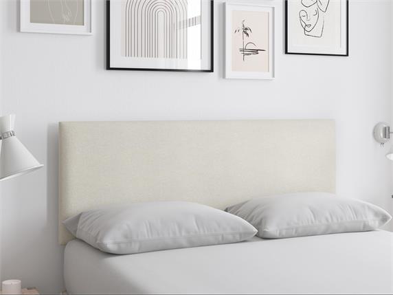 Sleep and Snooze Portland Beige Headboard