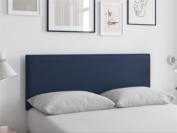 Sleep and Snooze Portland Blue Headboard