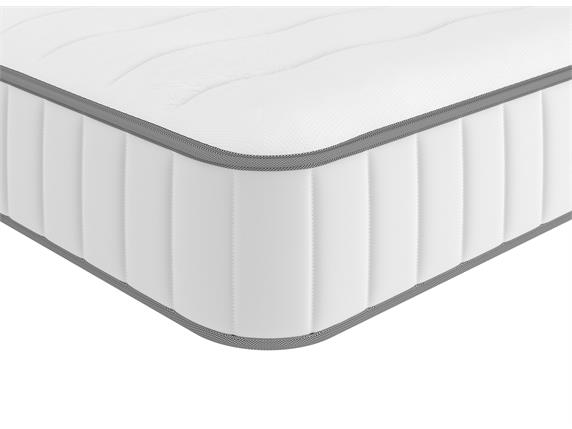 Rest For Less Traditional Spring Memory Mattress