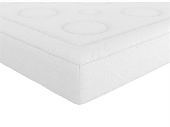 Rest For Less Traditional Spring Rolled Mattress