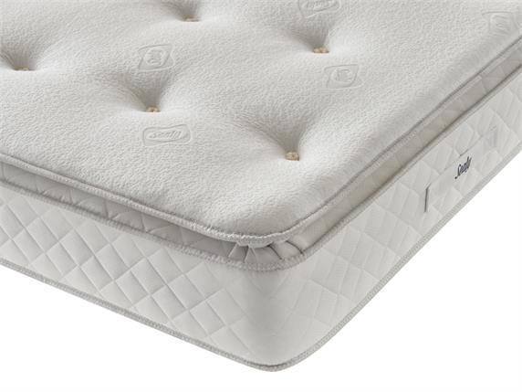 Sealy Memory Pillowtop Mattress