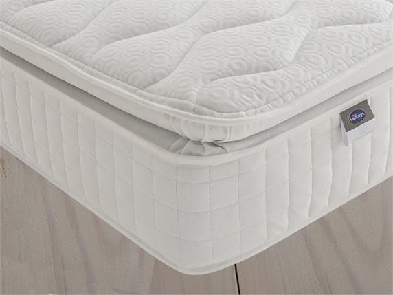 Silentnight 1000 Mirapocket Eco Pillowtop Mattress
