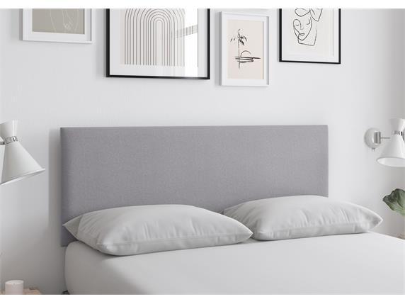 Sleep and Snooze Portland Grey Headboard